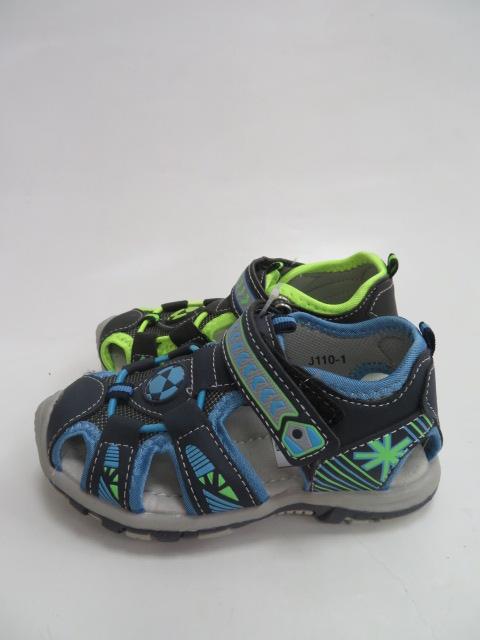 Sandały Dziecięce J110-1, Mix 2 color, 25-30