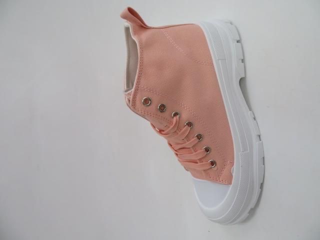 Trampki Damskie X-222, Pink, 36-41