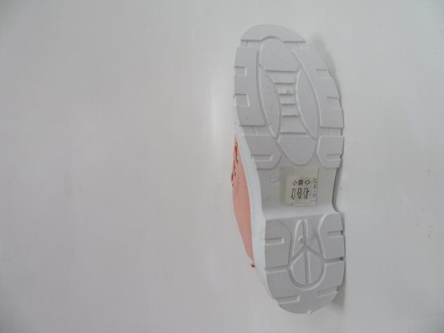 Trampki Damskie X-222, Pink, 36-41 3