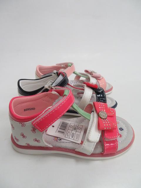 Sandały Dziecięce BS8026D , Mix 3 color, 26-31