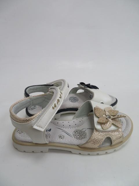 Sandały Dziecięce  BS8001D-1 , Mix 2 color, 25-30