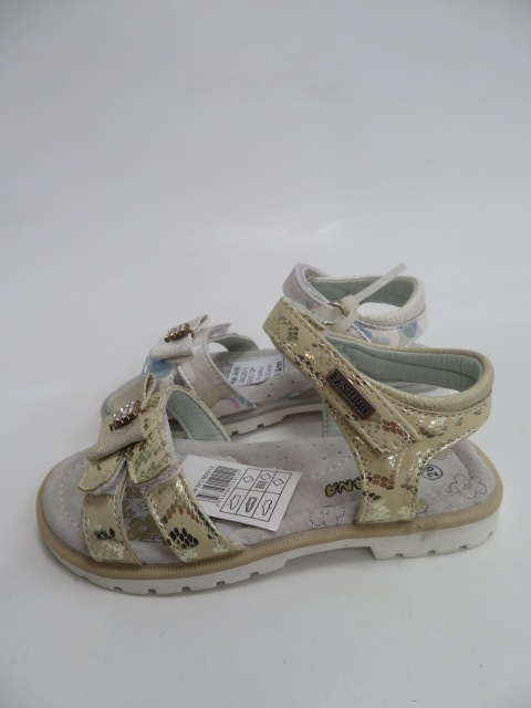 Sandały Dziecięce BS02D-1 , Mix 2 color, 25-30