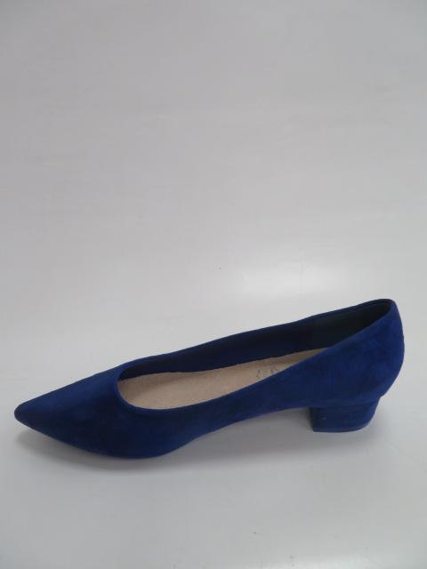 Czółenka Damskie LE-321, B.Blue, 36-41