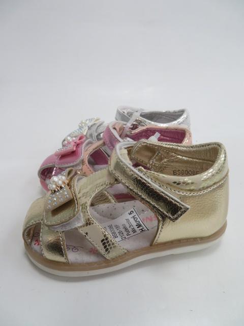 Sandały Dziecięce BS8008E , Mix 3 color, 21-26