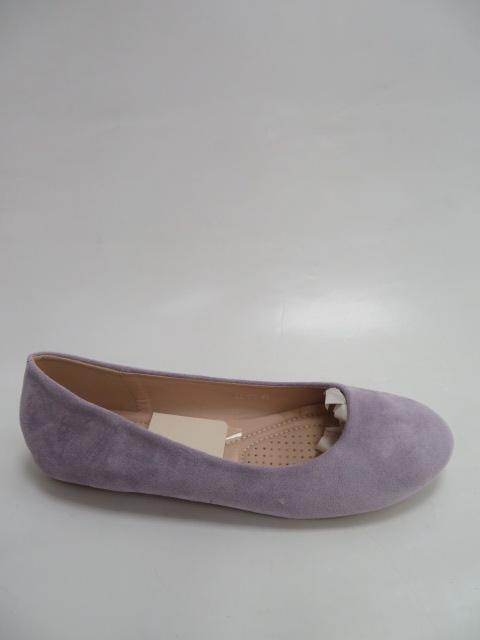 Baleriny Damskie FLL-01, Purple, 36-41