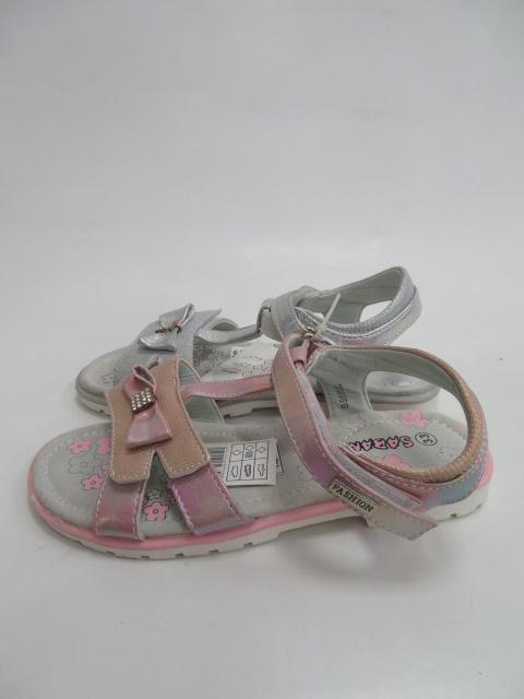 Sandały Dziecięce  BS8002C, Mix 2 color, 31-36