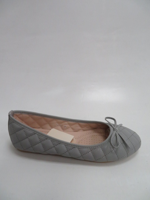 Baleriny Damskie FLL-02, Grey, 36-41