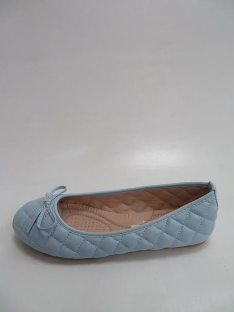 Baleriny Damskie FLL-20, Blue, 36-41