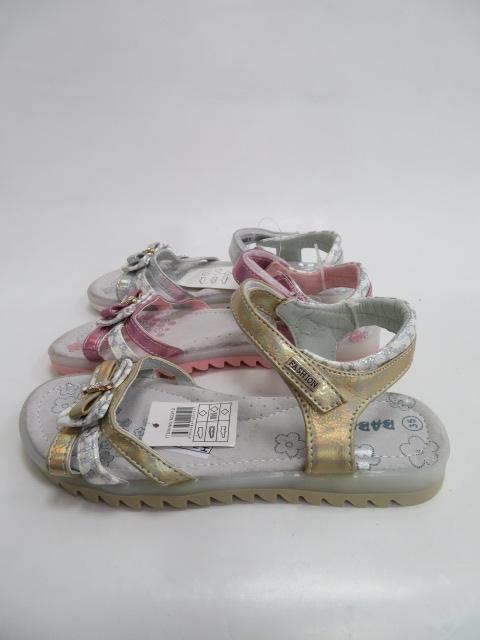 Sandały Dziecięce BS8003C , Mix 3 color, 31-36