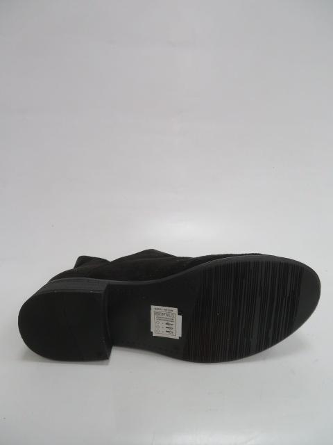 Botki Damskie ST57, Black, 36-41 3