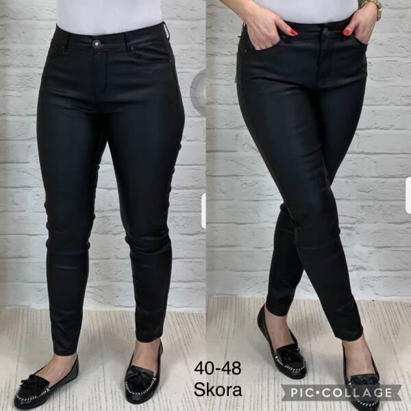 Spodnie damskie F3784 1 KOLOR 40-48