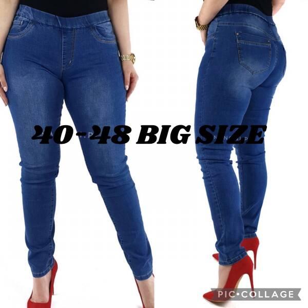 Spodnie damskie F3785 1 KOLOR 40-48