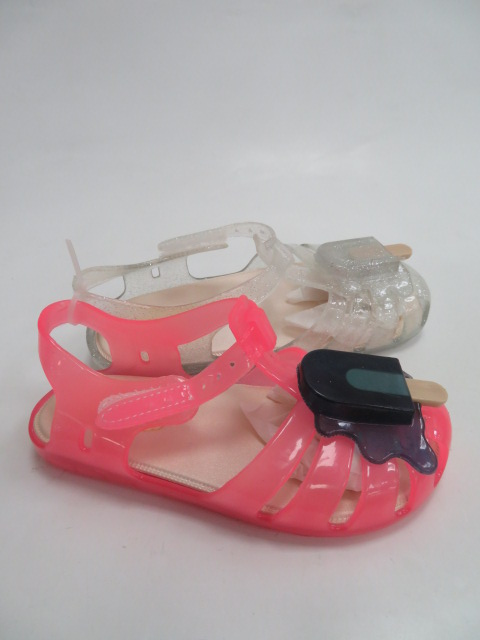 Sandały Dziecięce XSY-01 , Mix 4 color, 24-29