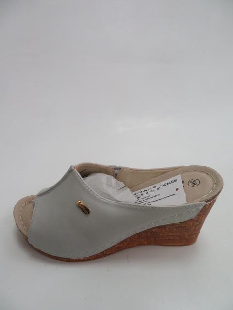 Czółenka Damskie 7AA908-1A, Grey, 36-41