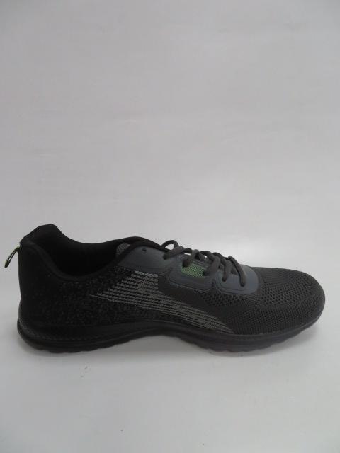 Buty Sportowe Męskie FR-8, Grey/Black, 47-50