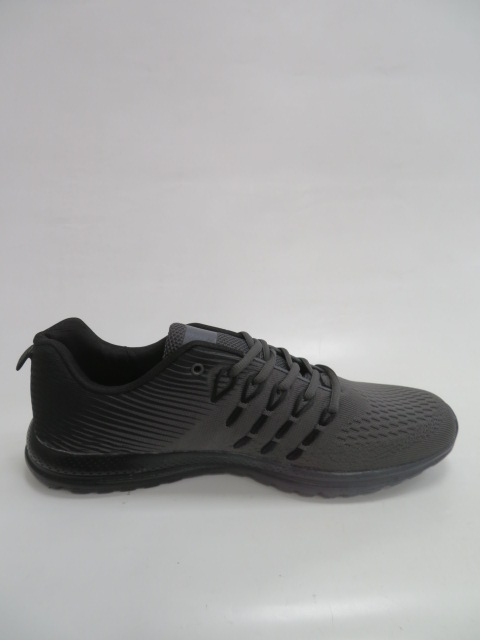 Buty Sportowe Męskie FR-7, Black/Grey, 47-50