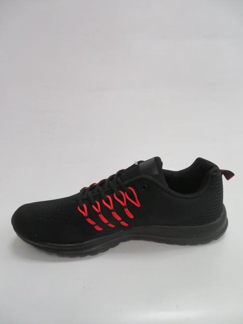 Buty Sportowe Męskie FR-7, Black/Red, 47-50