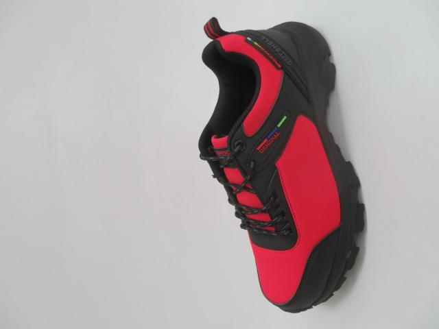 Sportowe Damskie LXC 8233, Red, 36-41