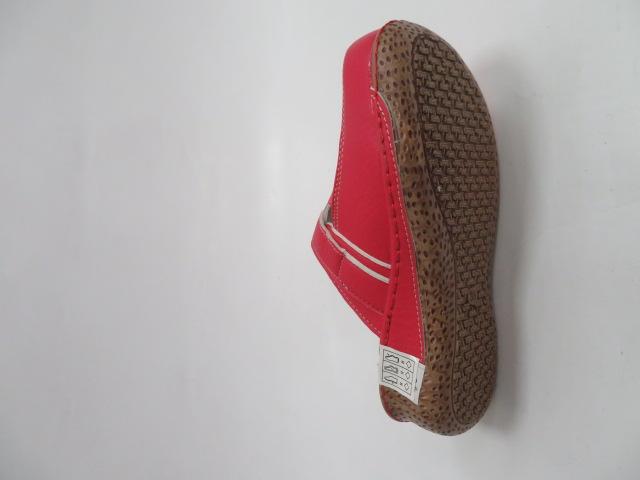 Klapki Damskie B6-6, Red , 36-42 3