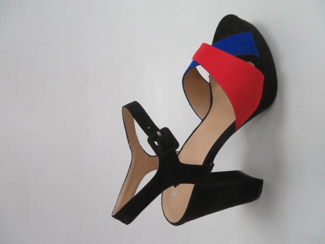 Sandały Damskie AF56, Black, 36-41 1