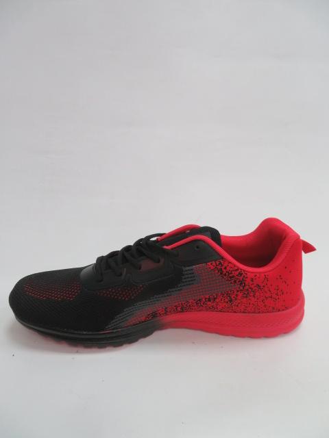 Buty Sportowe Męskie FR-8, Black/Red, 47-50