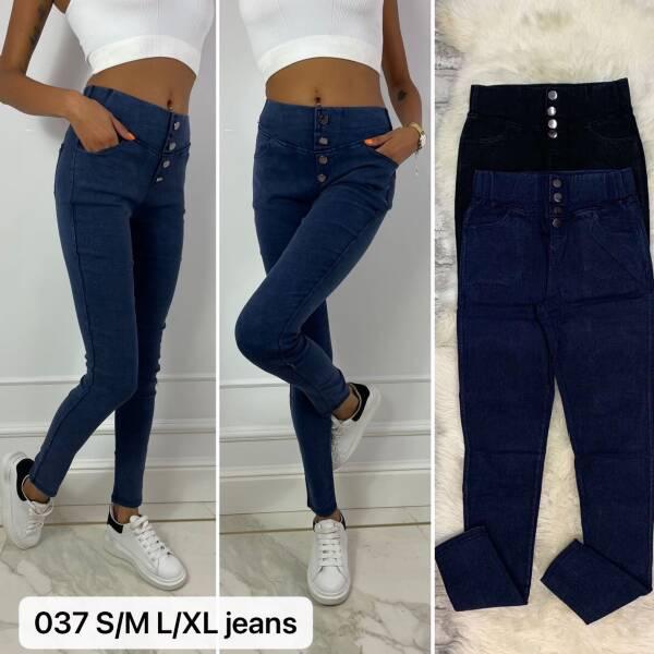 Spodnie Damskie 037 MIX KOLOR S/M-L/XL