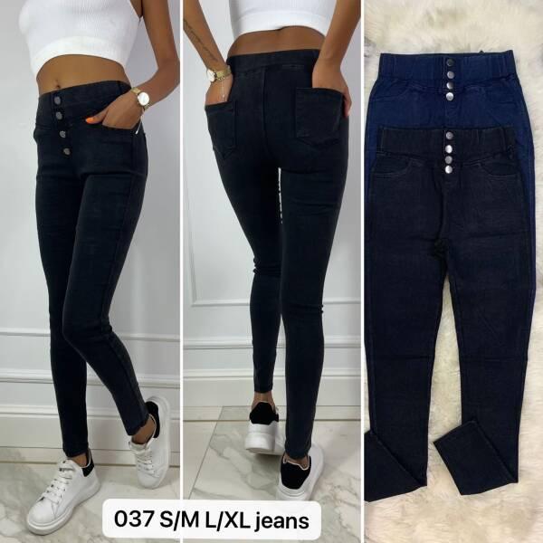 Spodnie Damskie 037 MIX KOLOR S/M-L/XL 2