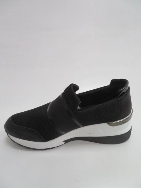 Sportowe Damskie 2902, Black , 36-41