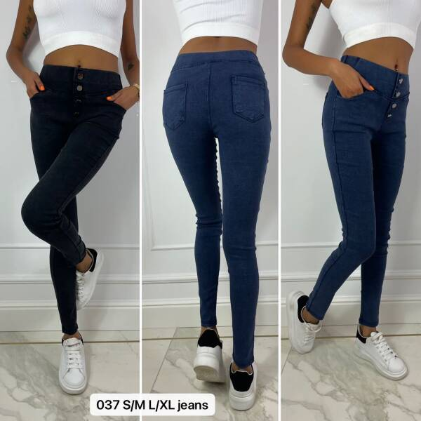 Spodnie Damskie 037 MIX KOLOR S/M-L/XL 3