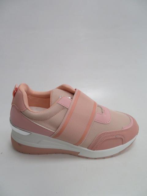 Sportowe Damskie 2901, Pink , 36-41