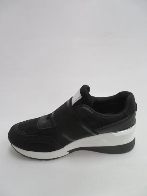 Sportowe Damskie 2901, Black , 36-41