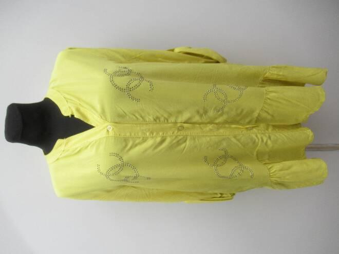 Bluzka damska F3975 MIX KOLOR STANDARD (odzież włoska)