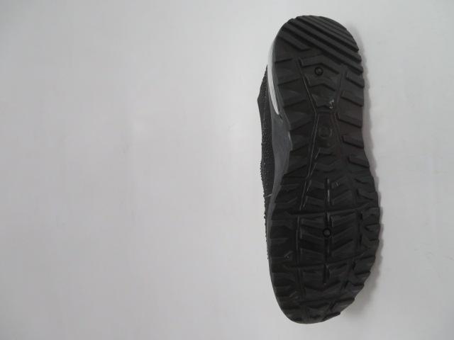 Sportowe Damskie 676-1, All Black, 36-41