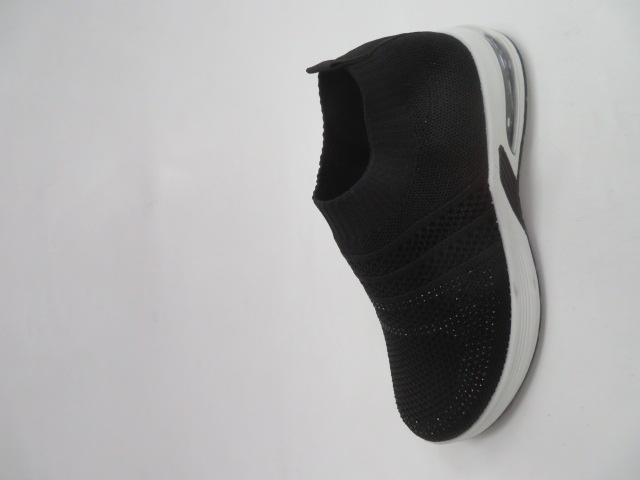 Sportowe Damskie 81135-1, Black, 36-41