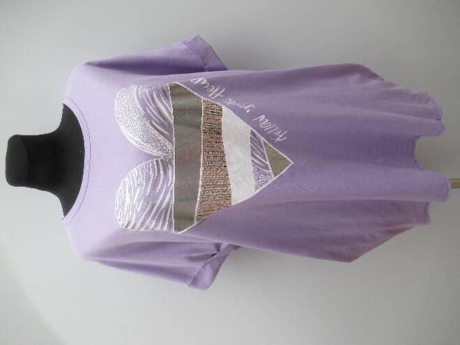 Bluzka damska F3999 MIX KOLOR STANDARD (odzież włoska)