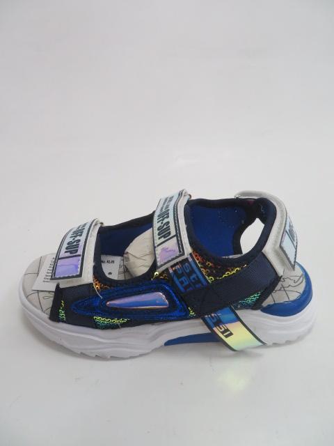 Sandały Dziecięce FJ-02, Blue , 32-37
