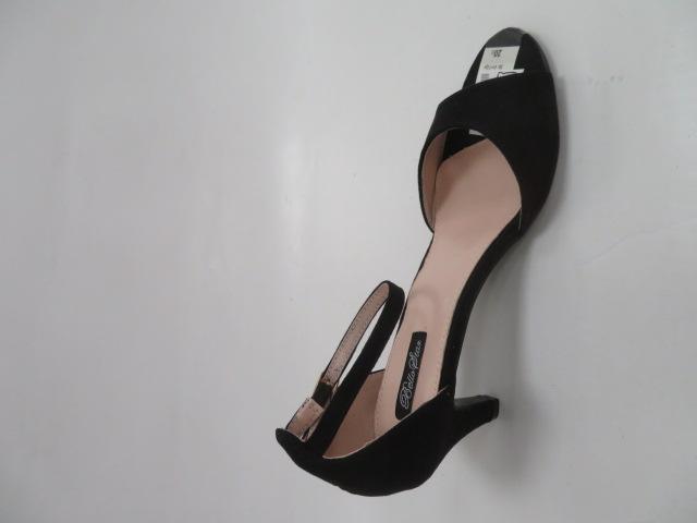 Sandały Damskie B7922, Black, 36-41