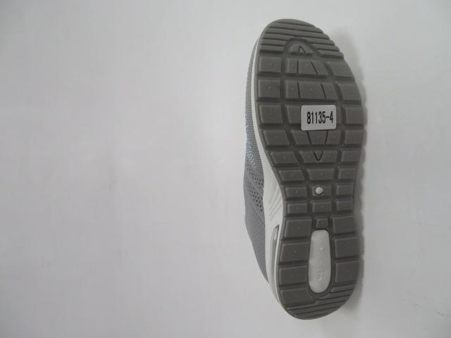 Sportowe Damskie 81135-4, Grey, 36-41