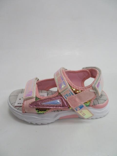 Sandały Dziecięce FJ-01, Pink , 26-31
