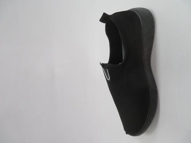 Sportowe Damskie JK-23, Black, 36-41