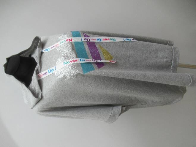 Bluza damska F4015 MIX KOLOR STANDARD (odzież włoska)