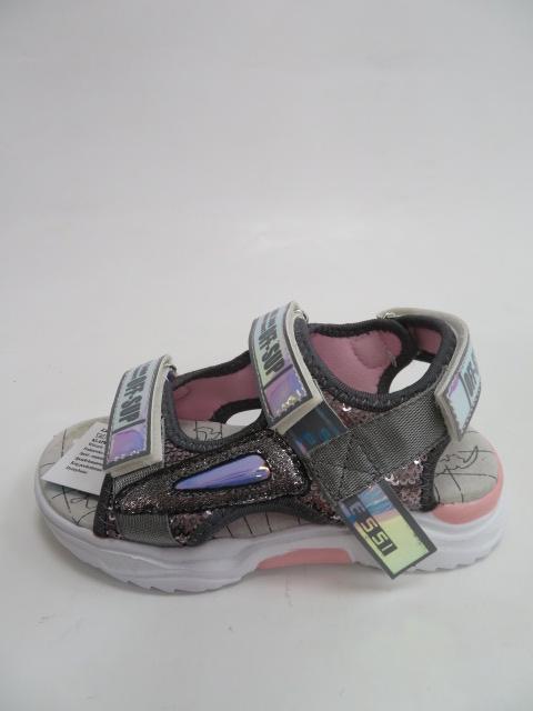 Sandały Dziecięce FJ-01, Grey , 26-31