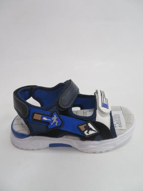 Sandały Dziecięce FJ-03, Blue , 26-31