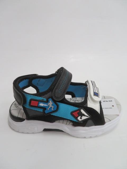 Sandały Dziecięce FJ-03, Black , 26-31