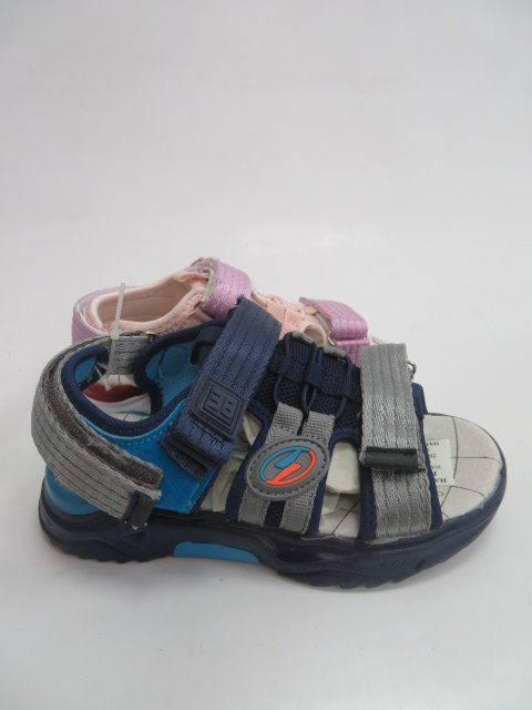 Sandały Dziecięce FJ-07, Mix color , 26-31
