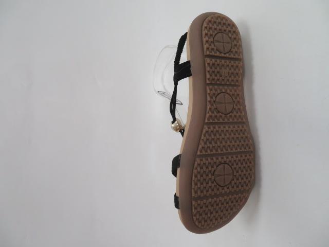 Sandały Damskie FY2037, Black, 36-41