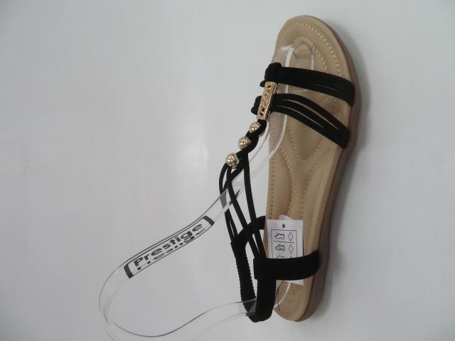 Sandały Damskie FY2038, Black, 36-41