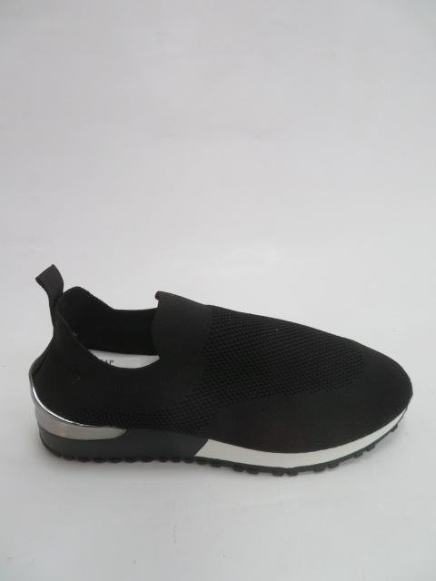 Sportowe Damskie BK81, Black, 36-41