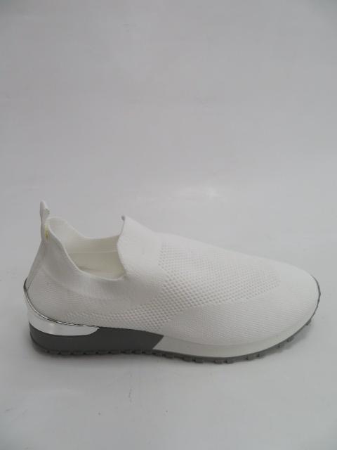 Sportowe Damskie BK81, White, 36-41