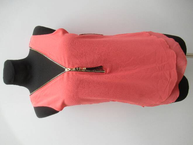 Bluzka damska F4059 MIX KOLOR STANDARD (odzież włoska)